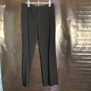 Zara- Black Dress Pants size 8